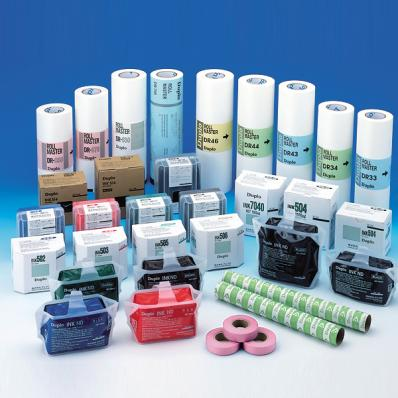 Image DUPLO DRC416 POLY ROLL MASTER FILM SUPGRA0015 01