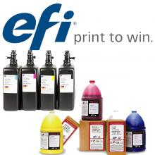 Image EFI RASTEK INK H650/652 / T600/T660 FLUSH BOTTLE SUPGRA0351 01