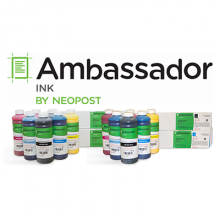 Image Ambassador Media Ink 1000 SERIES FLUSHING CARTRIDGE SUPGRA0662 01